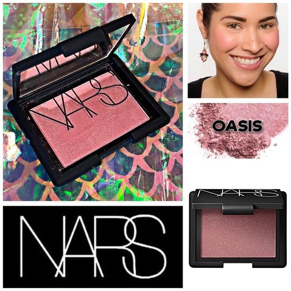 NWOB - NARS Blush - OASIS
